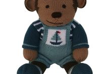 Knit a Teddy / Knit your perfect teddy. Choose a teddy, then choose an outfit and add an accessory! / by Knitables