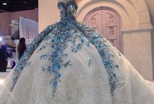 More Than A Ball Gown / Gowns for a Snow Queen