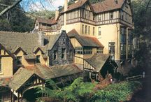 Jenolan caves AND Blue Mountains