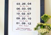 Anniversary / Anniversary ideas / by Jennifer Straube