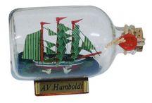 Maritime Buddelschiffe- Flaschenschiffe / Buddelschiffe-Flaschenschiffe für den Sammler,als Dekoration oder besondere maritime Geschenkidee.
