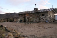 29 Palms Hideaway / My sisters Twentynine Palms homesteaders cabin. A little slice of heaven.