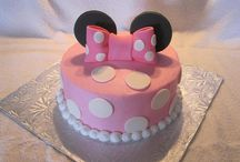 birthday cake minnie