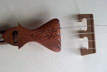 Banjo Parts / Tailpieces, Bridges, ...