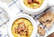Soup & Chowder / Heart warming soups and chowders