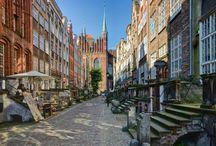 zabytki Gdańska