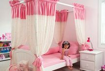 Home Ideas: Girl's Bedroom