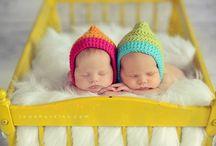 Fotos de casal de Gêmeos / Ideias e inspirações de fotos de casal de gêmeos.