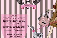 Showroom / Showroom: 7060 Carol Urzua Las Condes
