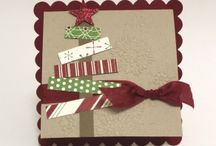 Christmas cards and paper crafting / by Angela Cates