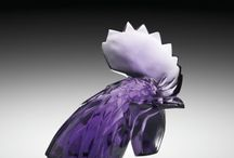 Glass Inspiration / Artistic glass art from around the world...
