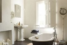 retro bathroom inspirations / nineteenth century bathrooms