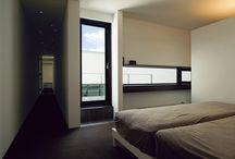 寝室 / Bed room