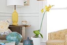 Living Room Inspiration / by Justina Braun