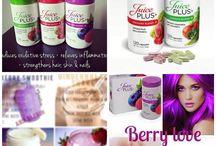Juice plus / Healthy living