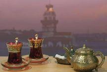 Çay tiryakileri