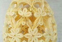vajíčko z papiera