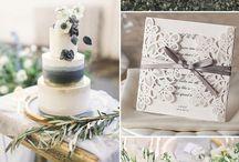 Wedding Style | Elegance  in Grey