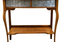 Before & After by Erika Winters® Design / Restored furniture
