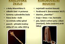 Česká republika (vodstvo, králové, ...)