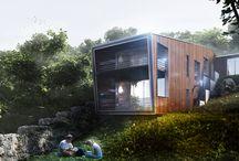 Exterior Architecture Vizualization / exterior, architecture, vizualization, 3d
