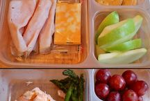 Kane, Kobe & Kiaras' lunches/snacks