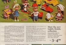 Old toys / by Roberta Ricketson Yanko