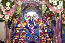 ISKCON Gaura Purnima Darshan Pictures 27 March 2013