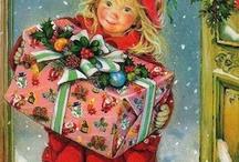 Lisi Martin karácsonyi képek