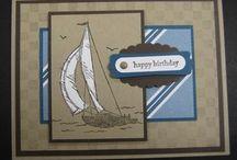 Birthday Cards - 5 / by Carol GoughLust