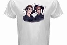 Blaqk Audio 2 Side White T-shirt