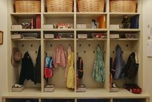 Mudroom/Boot Room/Entry / by Jaz Waz