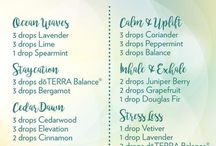 DOTERRA calming blends