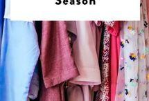 Ordnung im Kleiderschrank Capsule Wardrobe