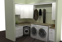 Laundry Rooms / by Cabinets.com