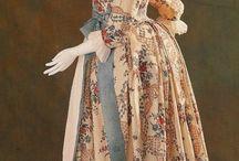 History dresses