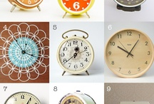 Clocks / by Maru Lezama