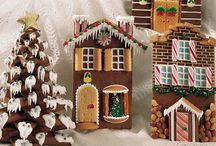 Gingerbread Houses / by Jilly Pop Sparkle