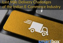 Last Mile Delivery / This board discusses the Last Mile Delivery Challenges and the available Last Mile Delivery Solutions