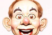 Ventriloquist Dummy Head