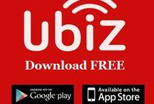 ubiz / διαφήμιση μέσω κινητού