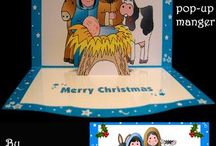 Cards - Nativity
