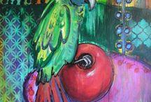 My Artwork / Paintings, drawings