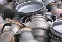 woodfired pottery / Woodfired  2005 Bukovany u Kyjova
