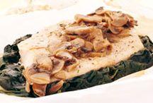 recetas pescados y carnes