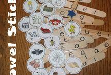 Literacy - Vowels