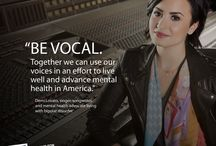 BE VOCAL: Speak Up for Mental Health / DBSA is a proud partner of the Be Vocal: Speak Up for Mental Health initiative. Despite the fact that 1 in 5 Americans are affected by a mental health condition, a lack of understanding that leads to isolation and stigma remains.