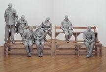 Art : installation |ˌinstəˈlā sh ən|