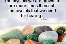 Crystals / Crystals