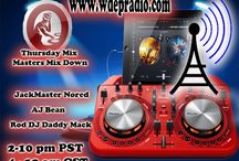 Join me and other DJ's for the Join me and other DJ's for the Thursday Night Mix Down / Join me and other DJ's for the Join me and other DJ's for the Thursday Night Mix Down #yyj #djdaddymack #weddingDJ #affordableDJ #eventDJ #vancouverisland #staffparty #djdaddymackspacemusicbar #www.wedepradio.com #www.wssrradio.com